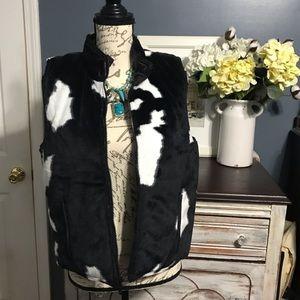 ❤️Cute Cow Print Vest